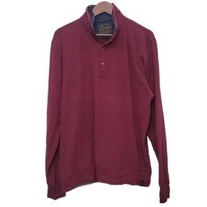 Lucky Brand Saturday Stretch Sweatshirt Size XL